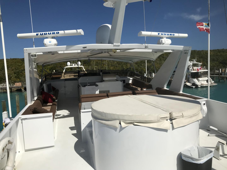 Broward-Custom Extended 1990-MON SHERI Fort Lauderdale-Florida-United States-Boat Deck Hot Tub-1515110   Thumbnail