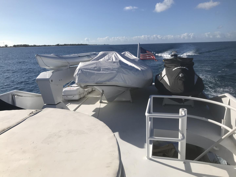 Broward-Custom Extended 1990-MON SHERI Fort Lauderdale-Florida-United States Boat Deck-1515113   Thumbnail