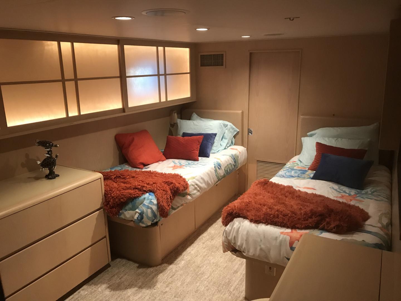 Broward-Custom Extended 1990-MON SHERI Fort Lauderdale-Florida-United States-Starboard Twin Cabin-1515061   Thumbnail
