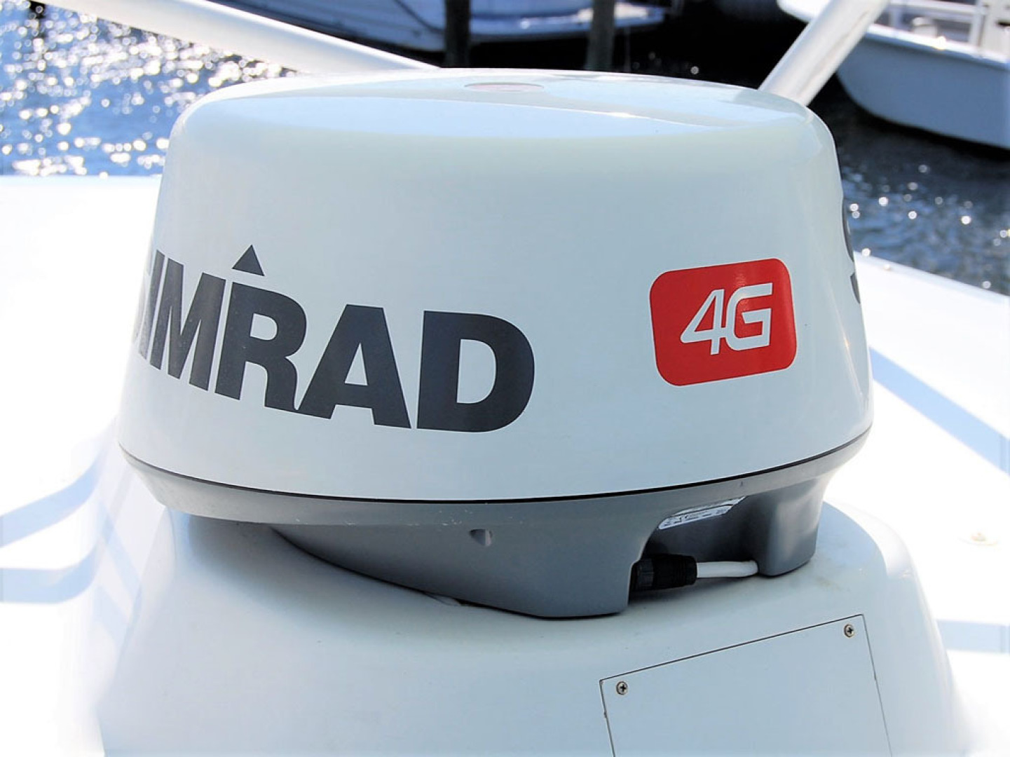 Topaz-32 Express 2004-Toots IV West Islip-New York-United States-Simrad 4G Radar-1515154 | Thumbnail