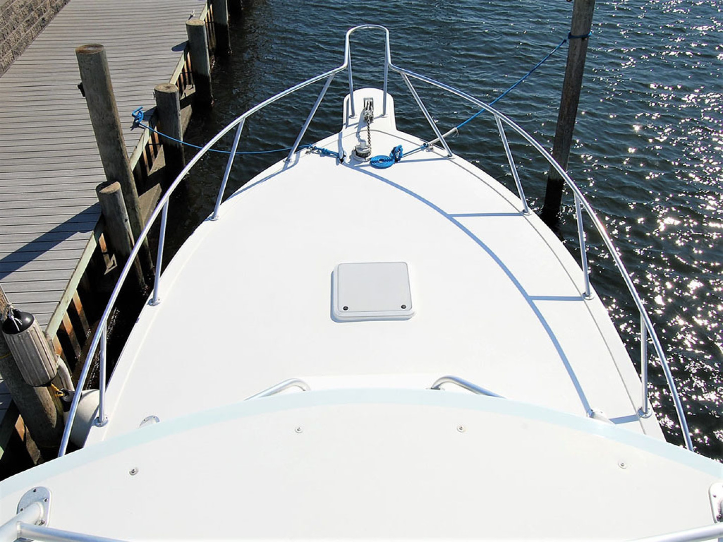 Topaz-32 Express 2004-Toots IV West Islip-New York-United States-Bow View-1515148 | Thumbnail