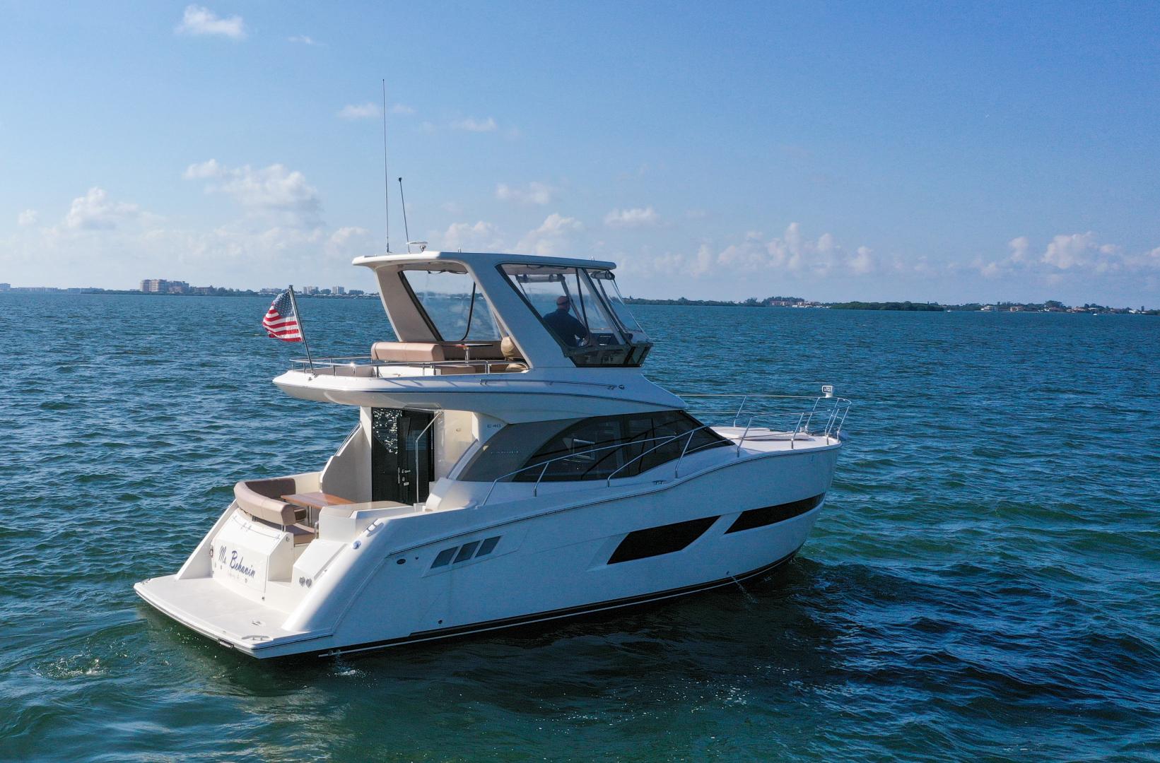 Carver-C40 2016-Ms. Behavin Longboat Key-Florida-United States-2016 40 Carver C Motor Yacht  Ms. Behavin  Profile-1515698   Thumbnail