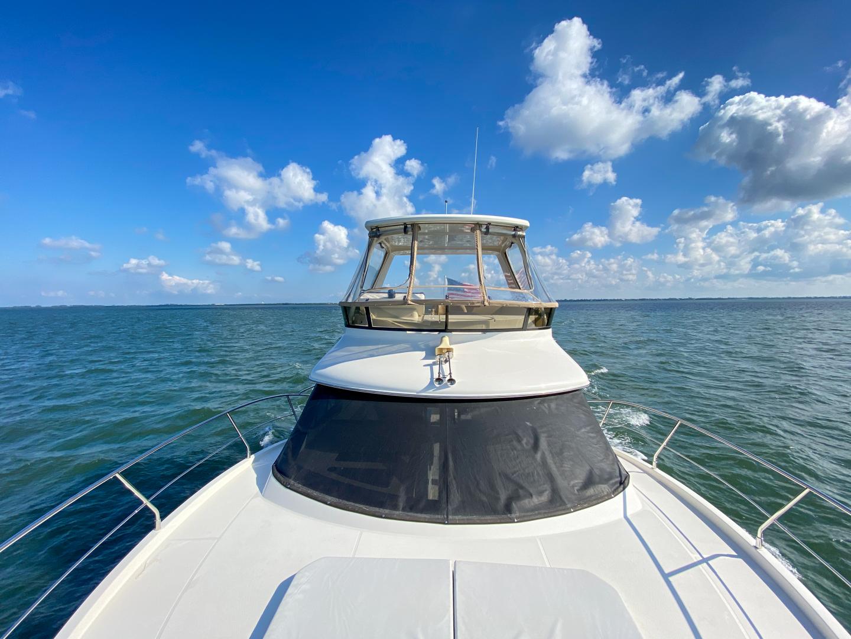 Carver-C40 2016-Ms. Behavin Longboat Key-Florida-United States-2016 40 Carver C Motor Yacht  Ms. Behavin  Bow-1515642   Thumbnail