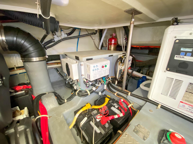 Carver-C40 2016-Ms. Behavin Longboat Key-Florida-United States-2016 40 Carver C Motor Yacht  Ms. Behavin  Engine Room-1515624   Thumbnail