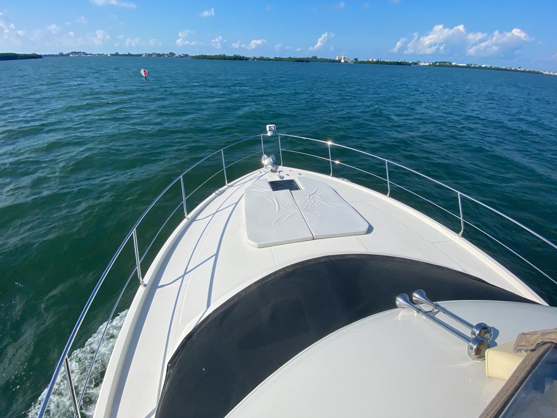 Carver-C40 2016-Ms. Behavin Longboat Key-Florida-United States-2016 40 Carver C Motor Yacht  Ms. Behavin  Bow-1515644   Thumbnail