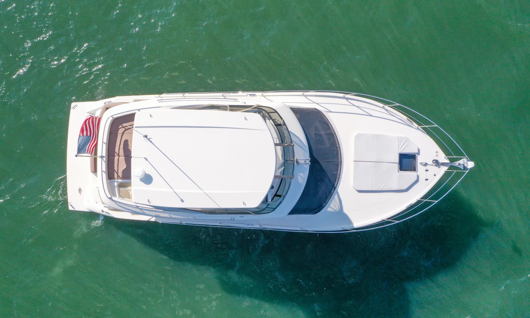 Carver-C40 2016-Ms. Behavin Longboat Key-Florida-United States-2016 40 Carver C Motor Yacht  Ms. Behavin  Aerial Profile-1515700   Thumbnail