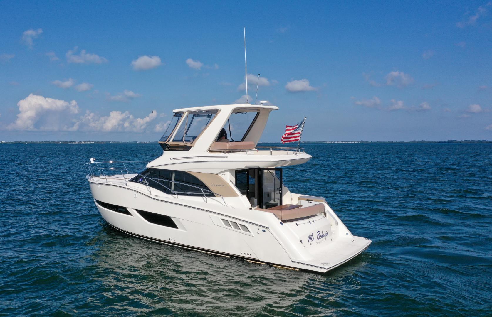 Carver-C40 2016-Ms. Behavin Longboat Key-Florida-United States-2016 40 Carver C Motor Yacht  Ms. Behavin  Profile-1515695   Thumbnail