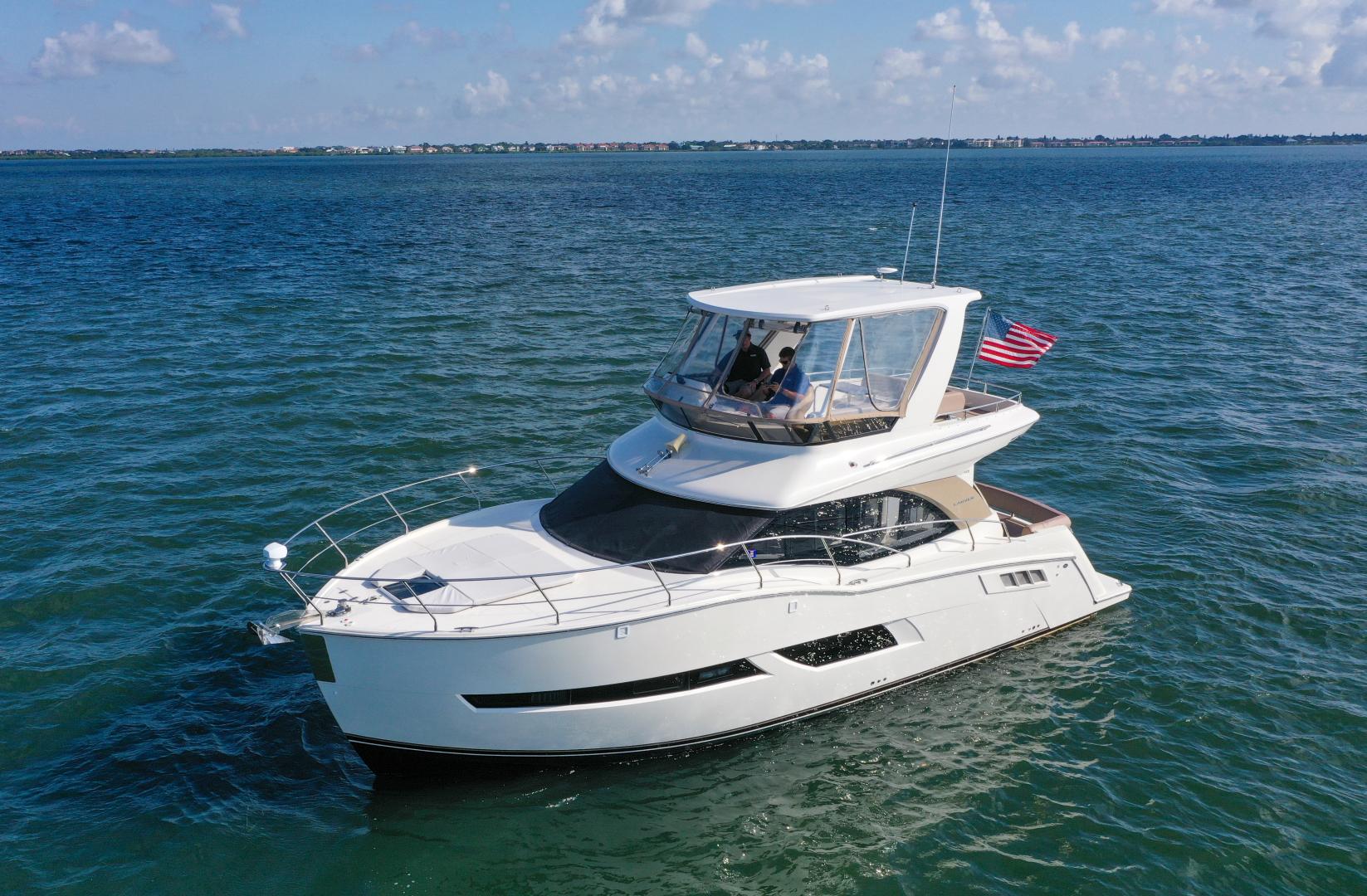 Carver-C40 2016-Ms. Behavin Longboat Key-Florida-United States-2016 40 Carver C Motor Yacht  Ms. Behavin  Profile-1515686   Thumbnail