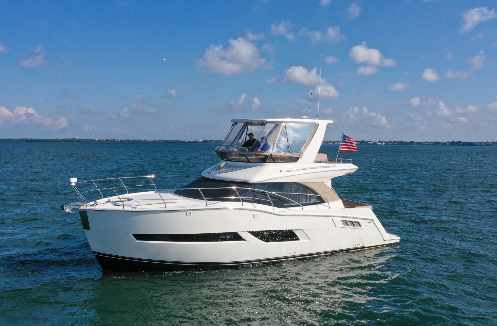 Carver-C40 2016-Ms. Behavin Longboat Key-Florida-United States-2016 40 Carver C Motor Yacht  Ms. Behavin  Profile-1515691   Thumbnail