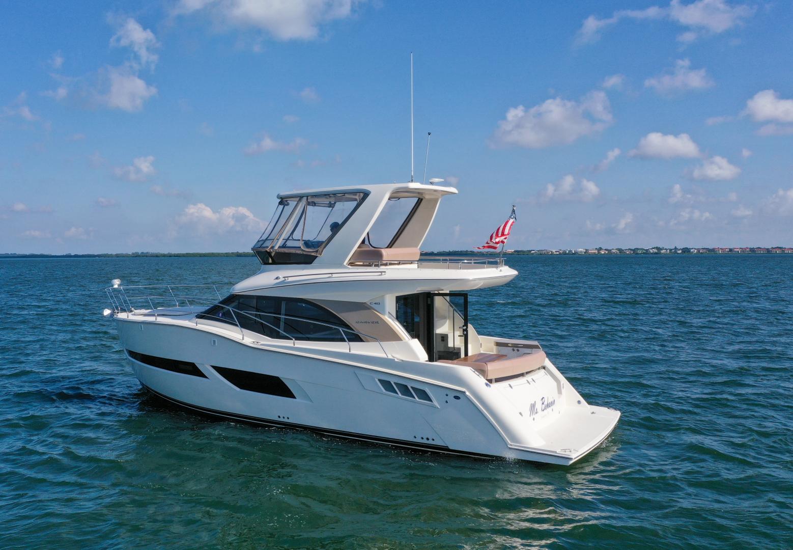 Carver-C40 2016-Ms. Behavin Longboat Key-Florida-United States-2016 40 Carver C Motor Yacht  Ms. Behavin  Profile-1515696   Thumbnail