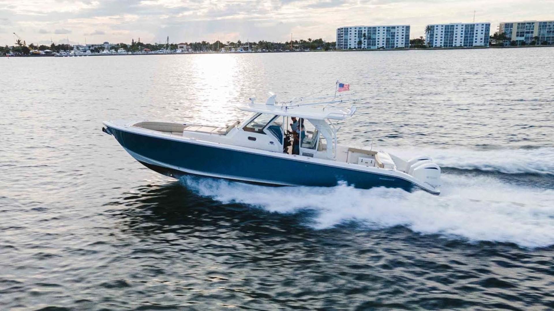 Pursuit-408 2017-Grateful North Palm Beach-Florida-United States-1515692   Thumbnail