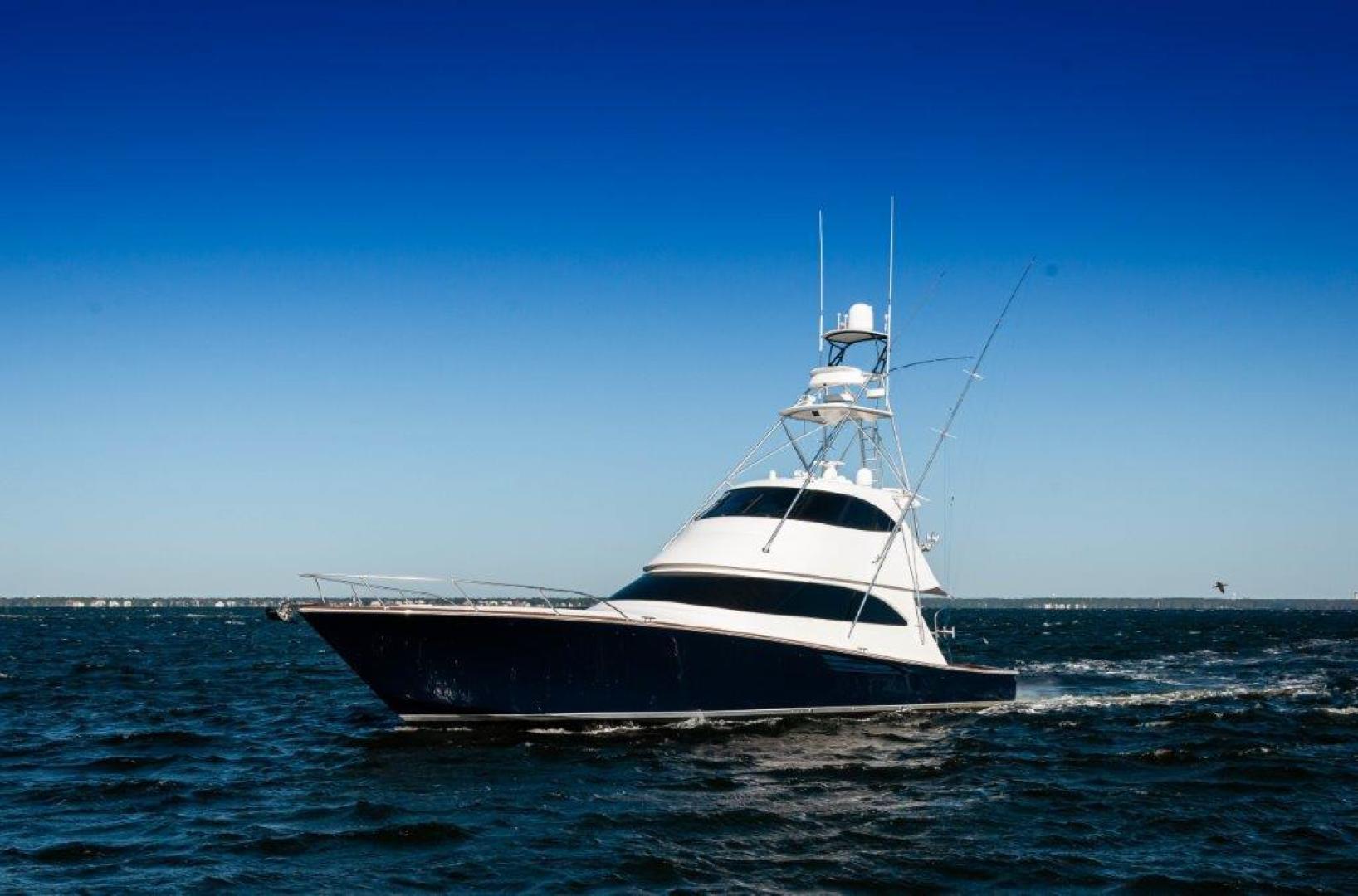 Viking-66 Enclosed Bridge 2014-Pour Intentions destin-Florida-United States-2014 66 Viking Port Profile (2)-1542261   Thumbnail