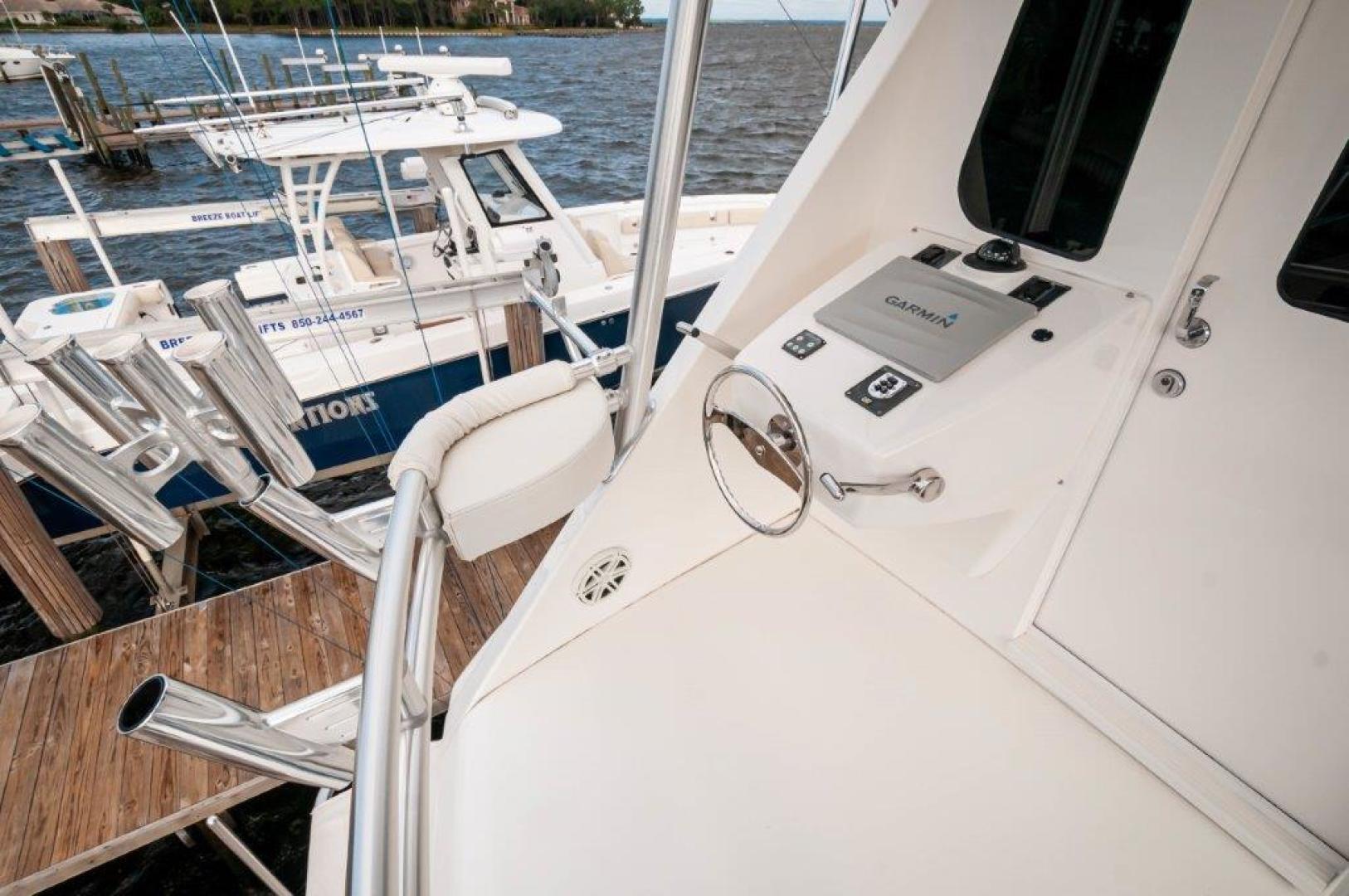 Viking-66 Enclosed Bridge 2014-Pour Intentions destin-Florida-United States-2014 66 Viking Aux Helm-1542218   Thumbnail
