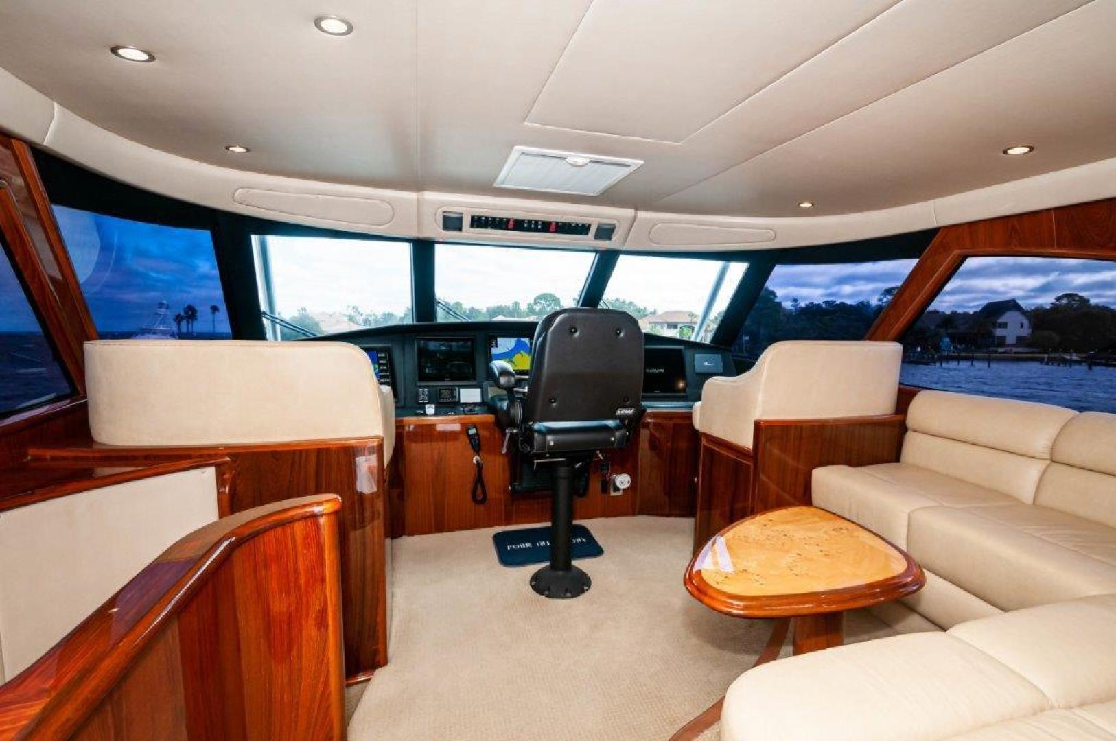 Viking-66 Enclosed Bridge 2014-Pour Intentions destin-Florida-United States-2014 66 Viking Flybridge (3)-1542228   Thumbnail