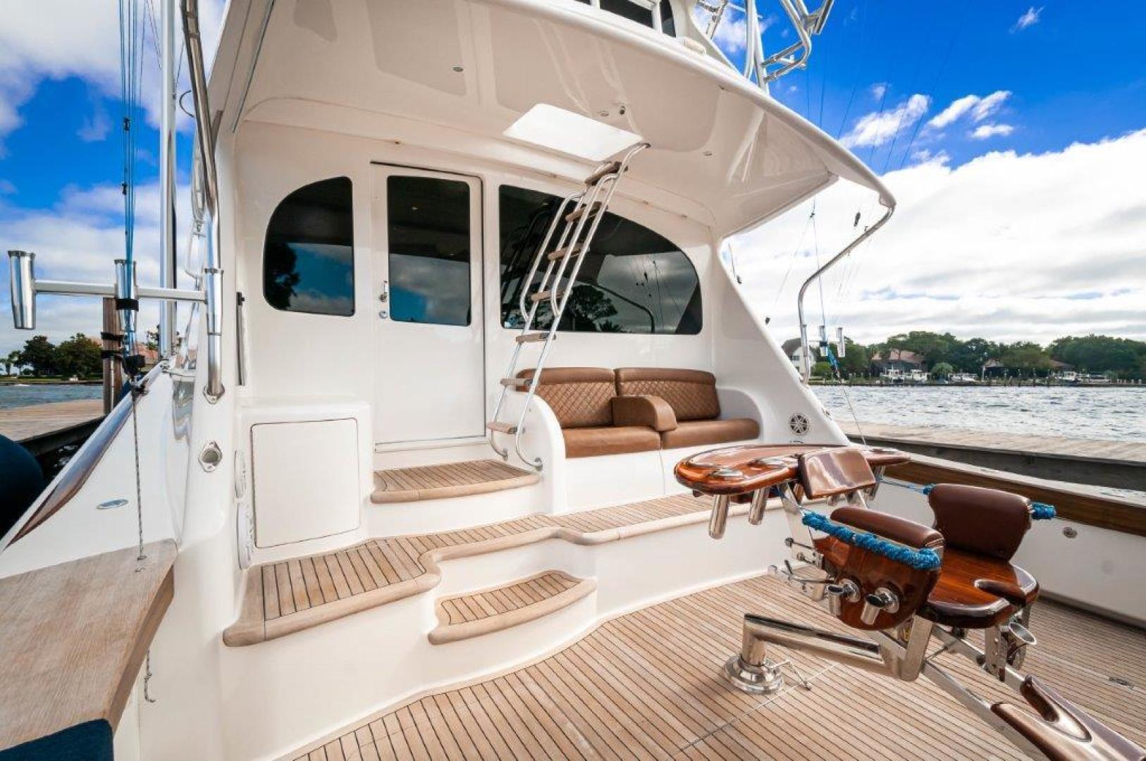 Viking-66 Enclosed Bridge 2014-Pour Intentions destin-Florida-United States-2014 66 Viking Cockpit (2)-1542233   Thumbnail