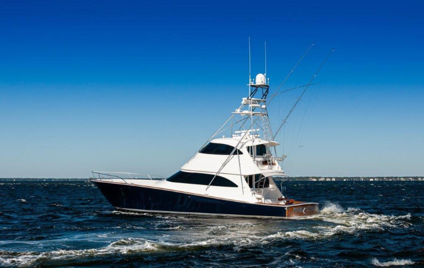 Viking-66 Enclosed Bridge 2014-Pour Intentions destin-Florida-United States-2014 66 Viking Port Profile (1)-1542259   Thumbnail