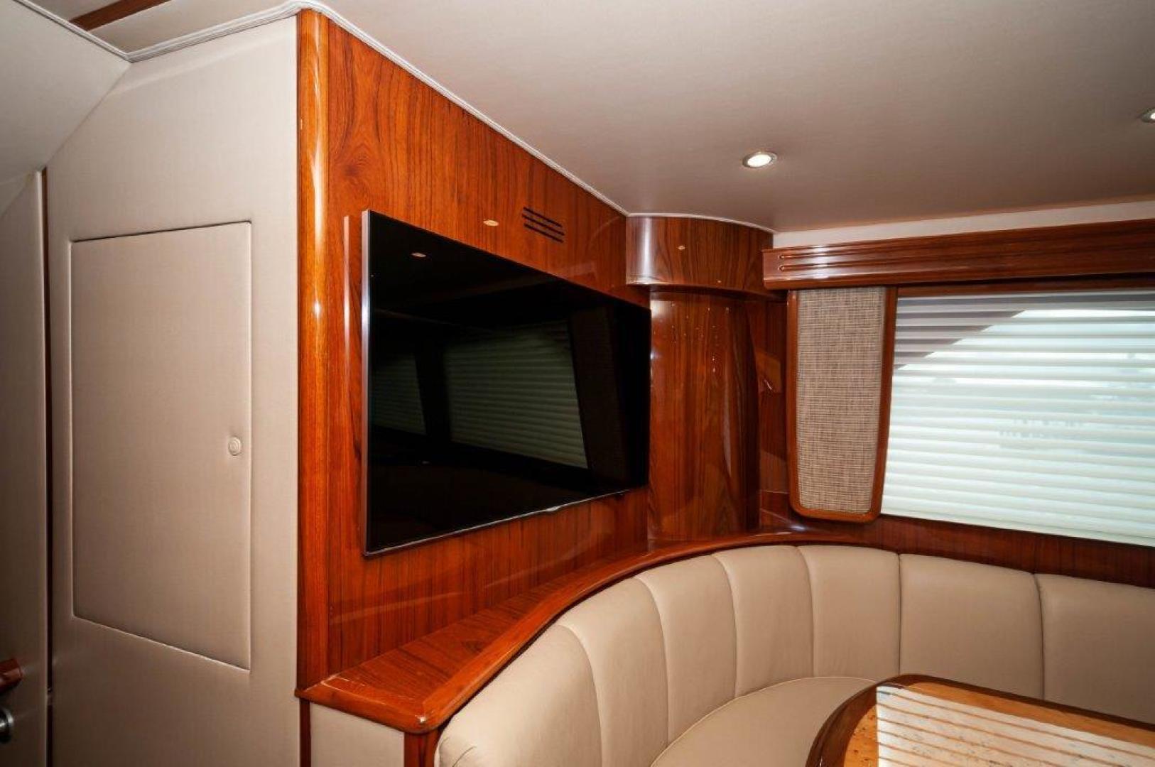 Viking-66 Enclosed Bridge 2014-Pour Intentions destin-Florida-United States-2014 66 Viking Salon (5)-1542175   Thumbnail