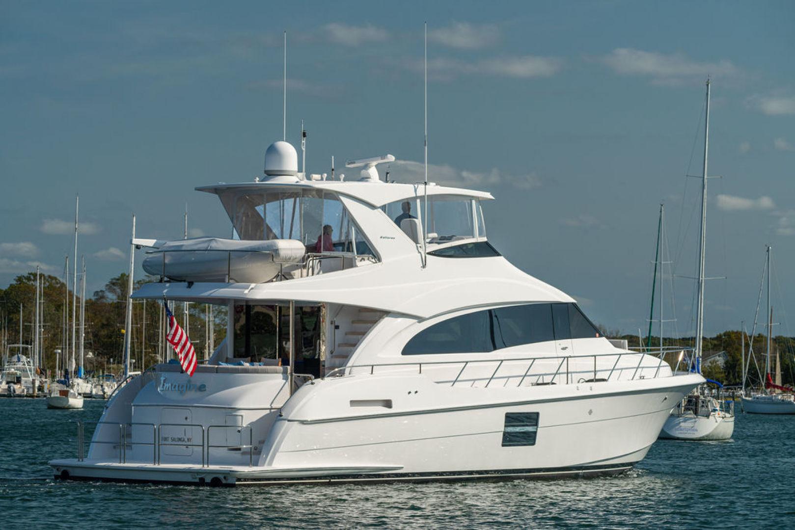 Hatteras-M60 2020 -Fort Lauderdale-Florida-United States-1516743   Thumbnail