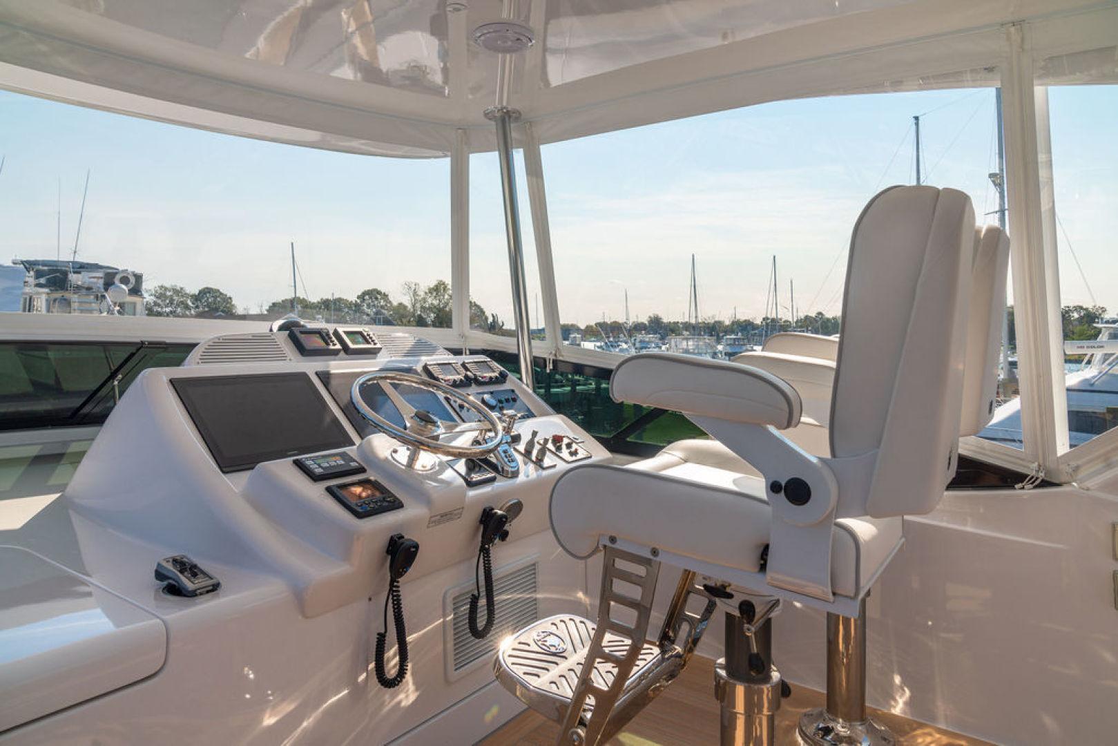 Hatteras-M60 2020 -Fort Lauderdale-Florida-United States-1516691   Thumbnail