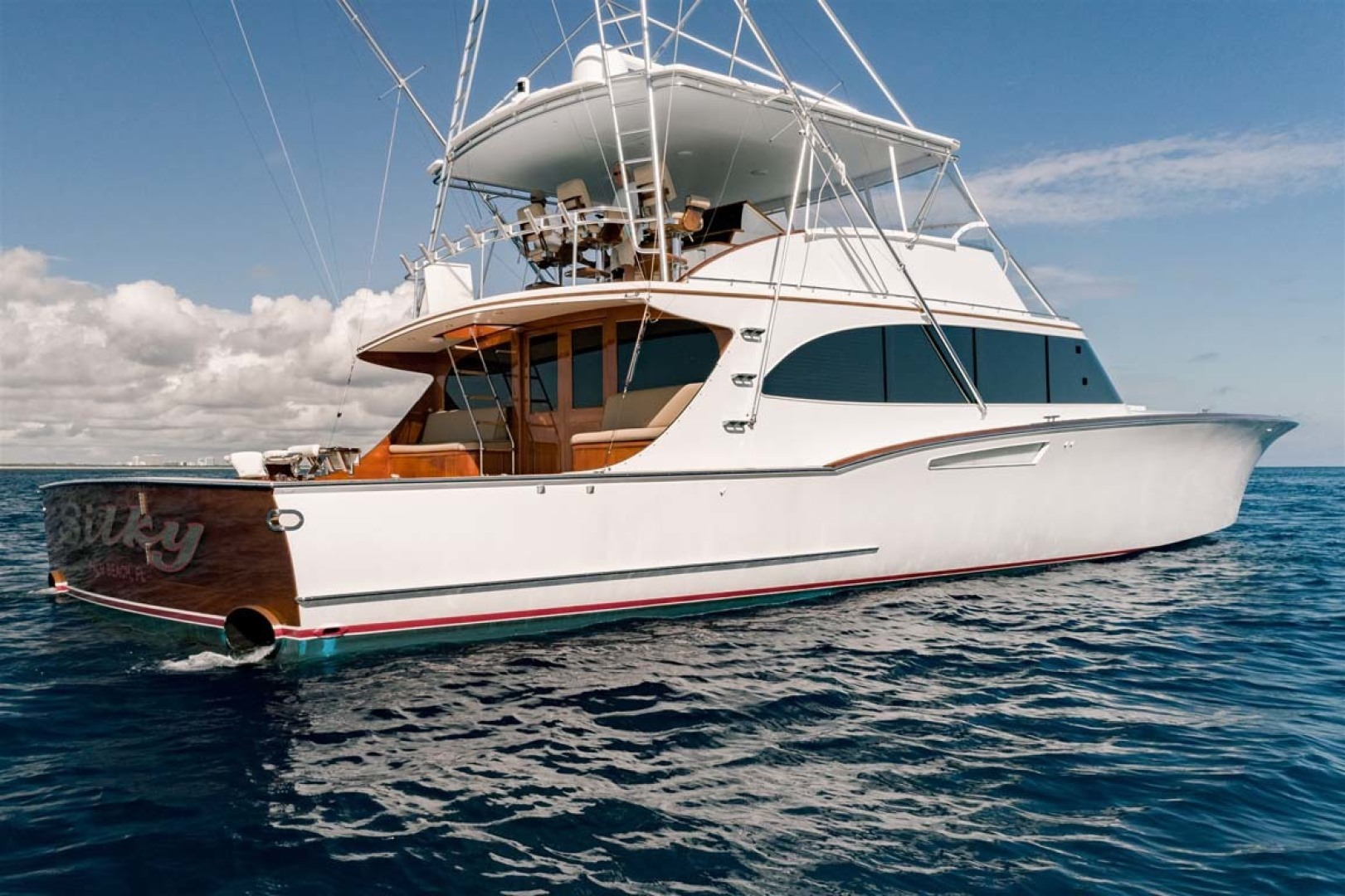 Jim Smith-Convertible 2006-Silky North Palm Beach-Florida-United States-Starboard Aft Quarter-1517060 | Thumbnail