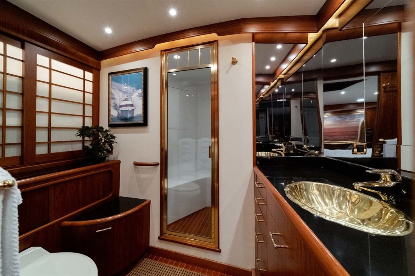 Jim Smith-Convertible 2006-Silky North Palm Beach-Florida-United States-Head and Shower-1517006 | Thumbnail
