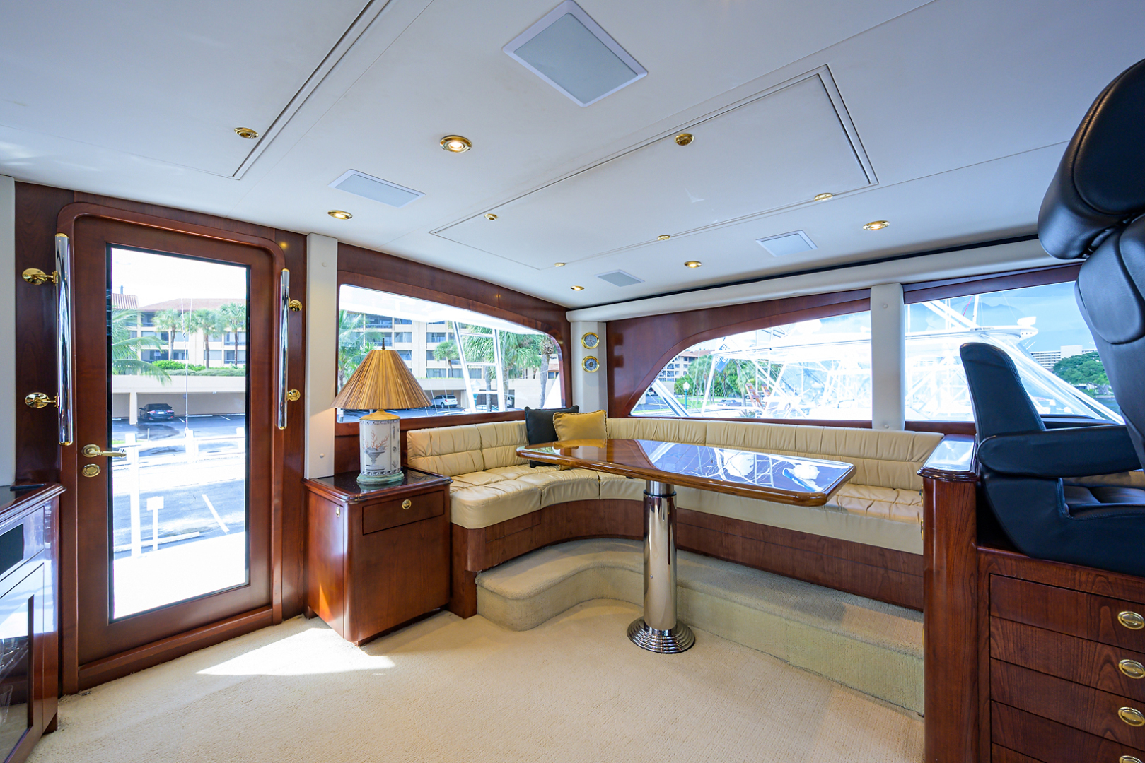 Sea Force IX-Enclosed Bridge Convertible 2007-Black Shadow North Palm Beach-Florida-United States-Enclosed Flybridge-1517387 | Thumbnail