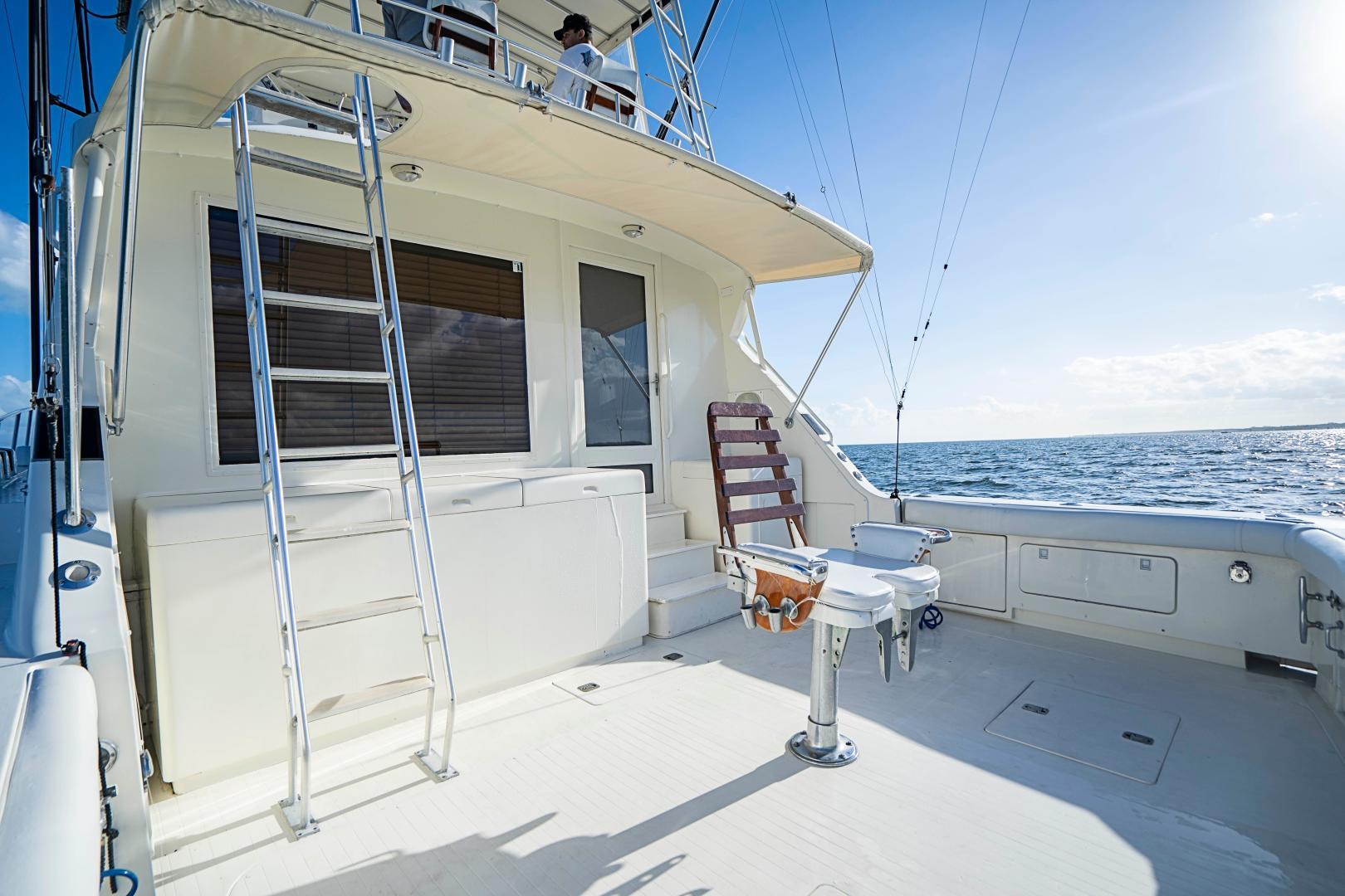 Bertram-Sport Fisherman 1989-Ivette VII Coral Gables-Florida-United States-1518164 | Thumbnail