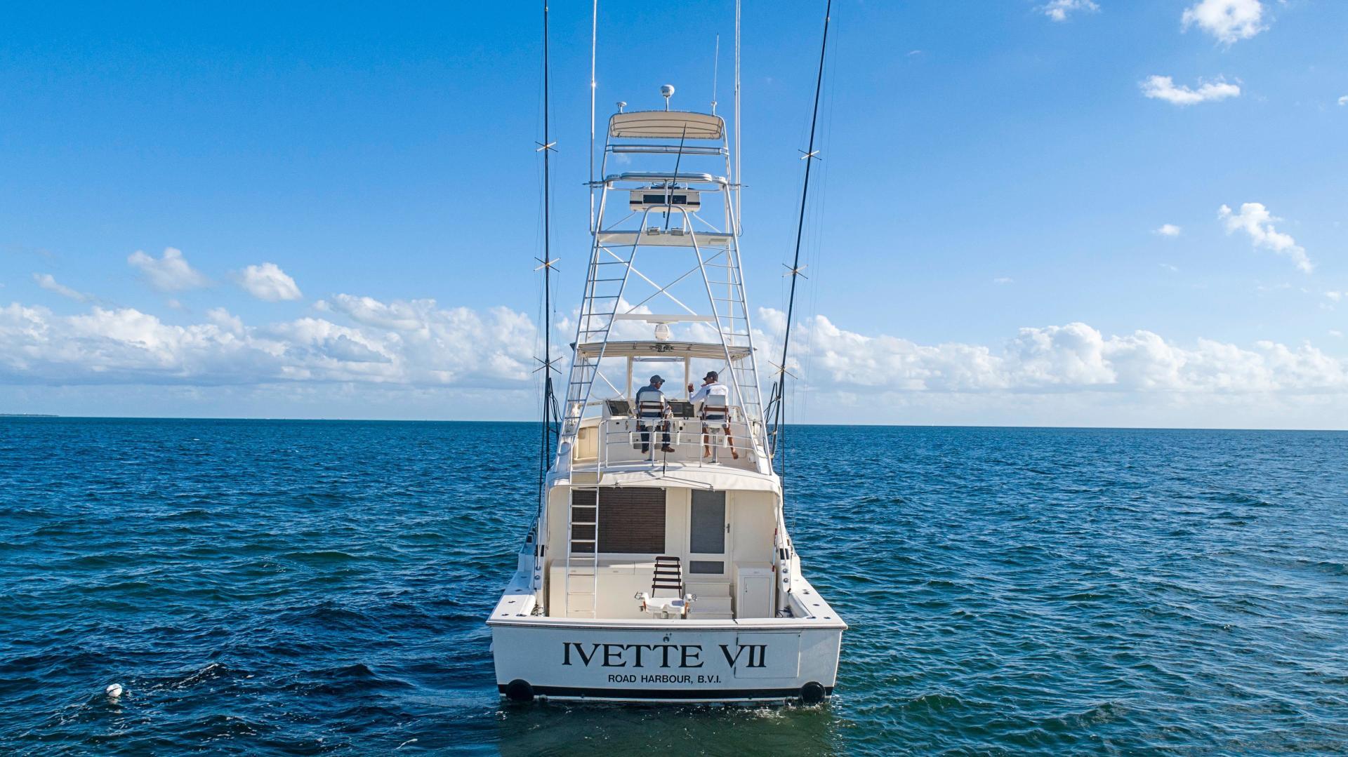 Bertram-Sport Fisherman 1989-Ivette VII Coral Gables-Florida-United States-1518161 | Thumbnail