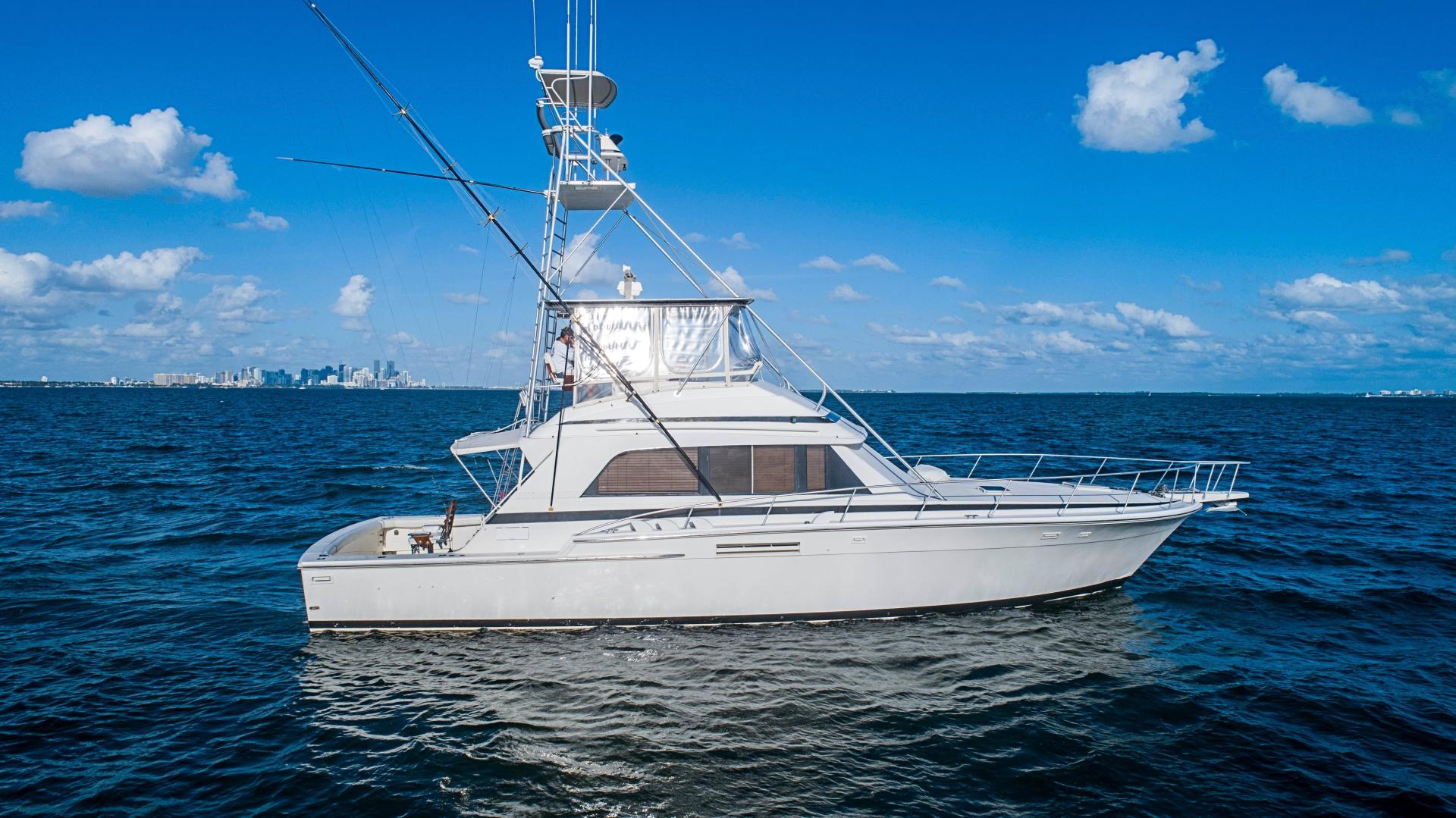 Bertram-Sport Fisherman 1989-Ivette VII Coral Gables-Florida-United States-1518153 | Thumbnail