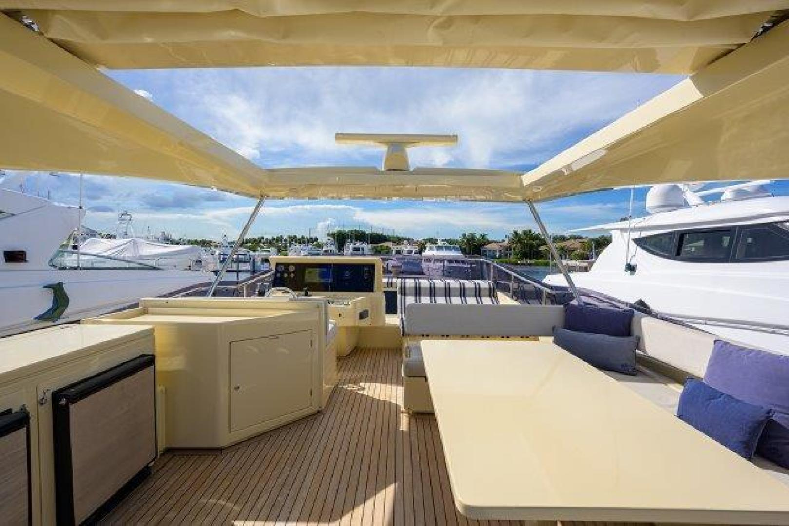 Ferretti Yachts-Altura 840 2010-MISS ALLIED Jupiter-Florida-United States-Flybridge-1518352 | Thumbnail