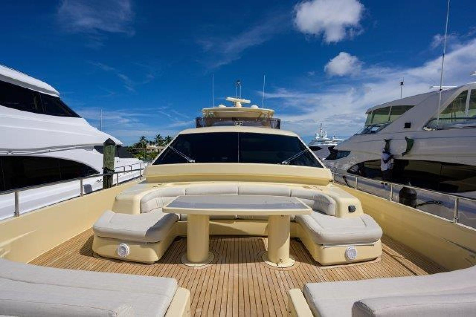 Ferretti Yachts-Altura 840 2010-MISS ALLIED Jupiter-Florida-United States-Bow -1518361 | Thumbnail