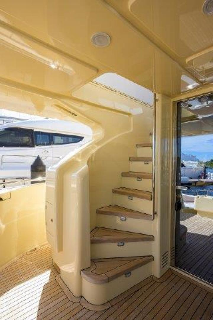 Ferretti Yachts-Altura 840 2010-MISS ALLIED Jupiter-Florida-United States-Aft Deck-1518359 | Thumbnail