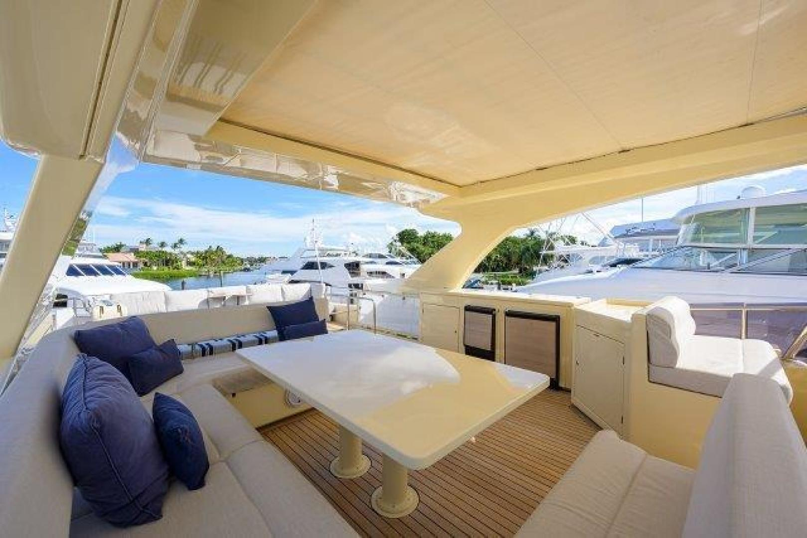 Ferretti Yachts-Altura 840 2010-MISS ALLIED Jupiter-Florida-United States-Flybridge-1518349 | Thumbnail