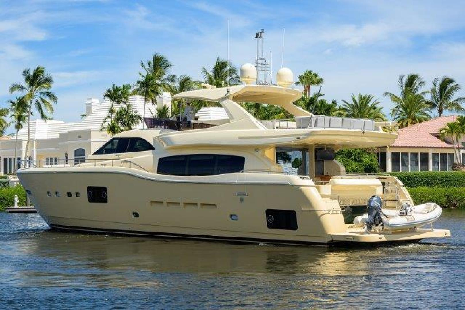 Ferretti Yachts-Altura 840 2010-MISS ALLIED Jupiter-Florida-United States-MISS ALLIED-1518374 | Thumbnail