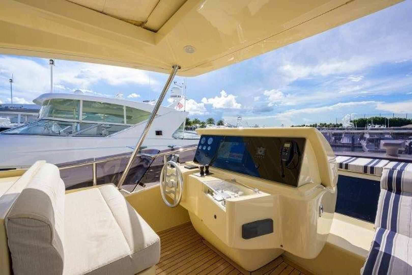 Ferretti Yachts-Altura 840 2010-MISS ALLIED Jupiter-Florida-United States-Flybridge-1518350 | Thumbnail