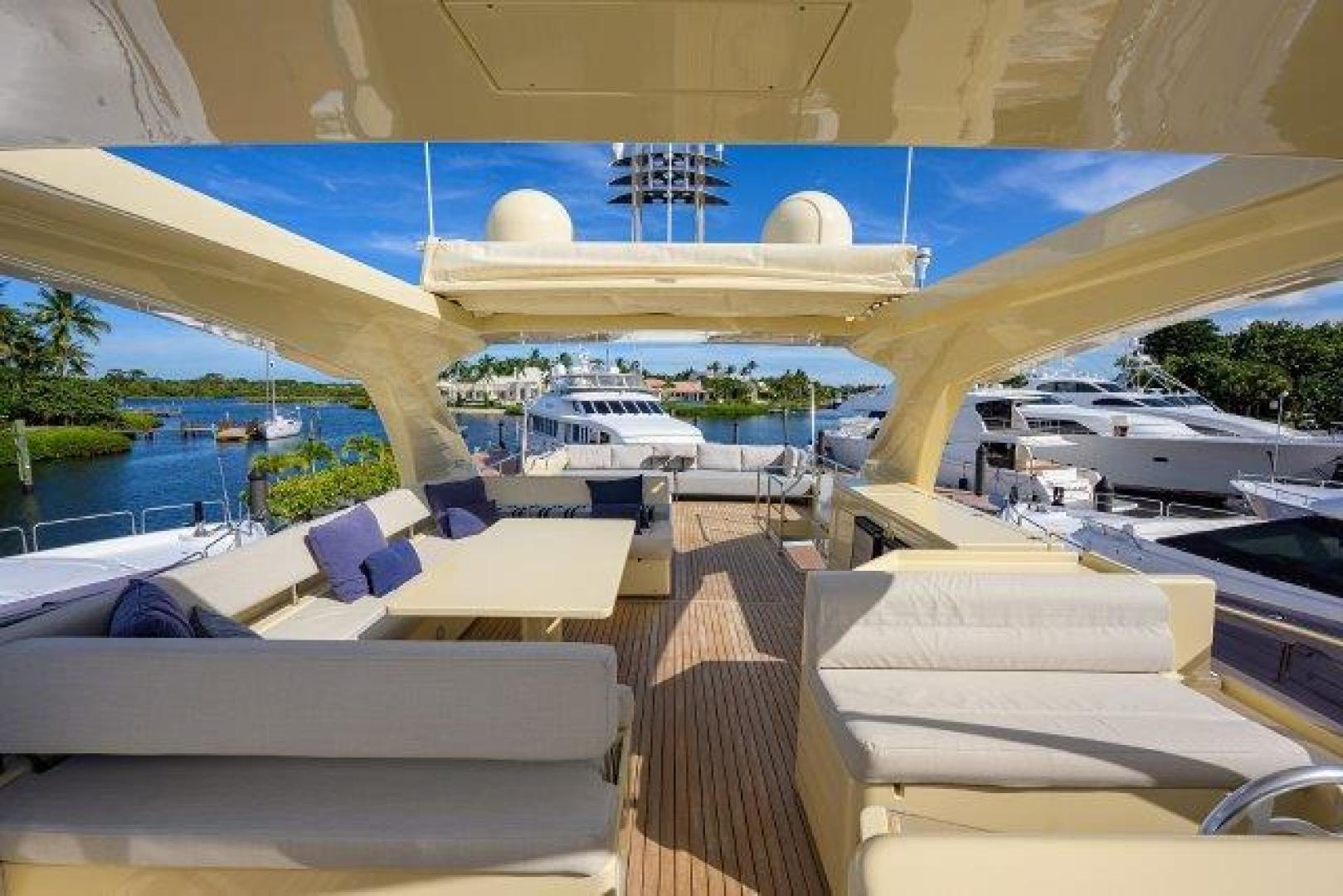 Ferretti Yachts-Altura 840 2010-MISS ALLIED Jupiter-Florida-United States-Flybridge-1518353 | Thumbnail