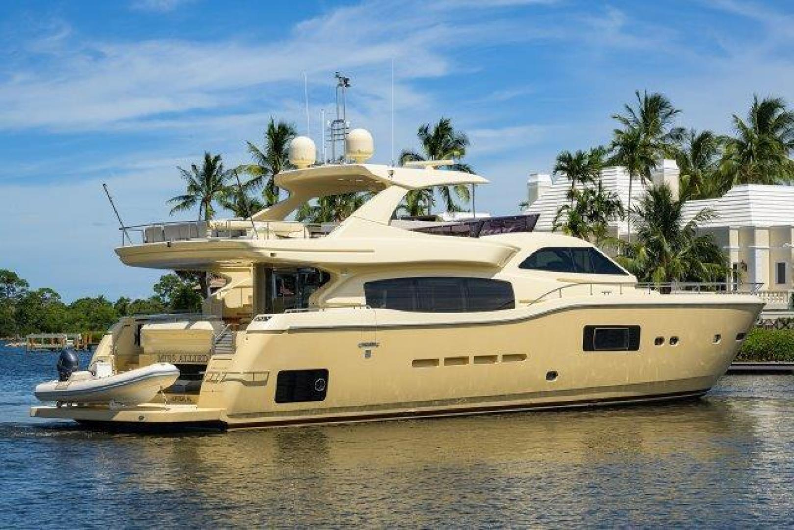 Ferretti Yachts-Altura 840 2010-MISS ALLIED Jupiter-Florida-United States-MISS ALLIED-1518376 | Thumbnail