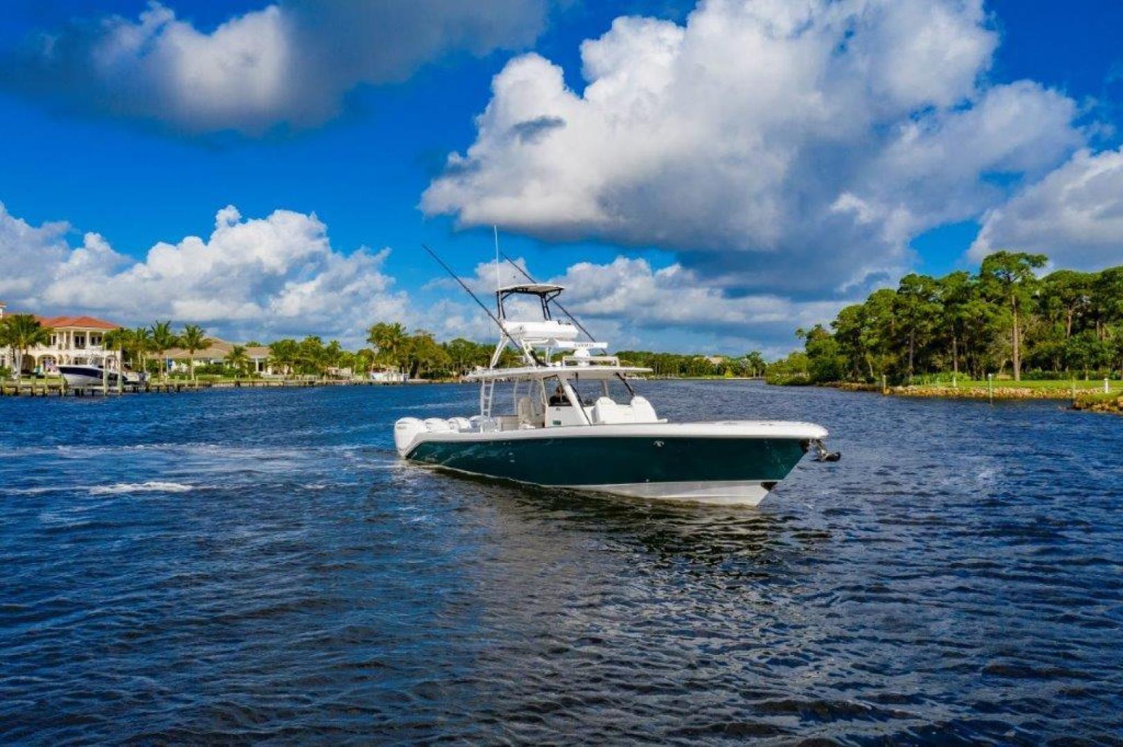 Everglades-435 Center Console 2019-Bahama Papa Palm Beach Gardens-Florida-United States-Bahama Papa-1570525 | Thumbnail