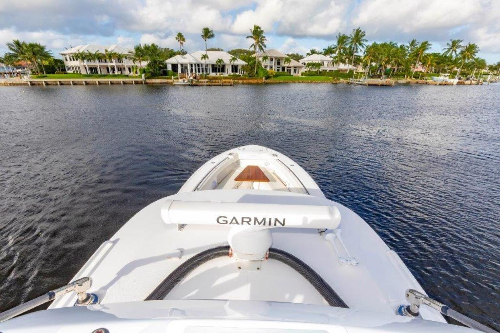Everglades-435 Center Console 2019-Bahama Papa Palm Beach Gardens-Florida-United States-Radar-1570519 | Thumbnail