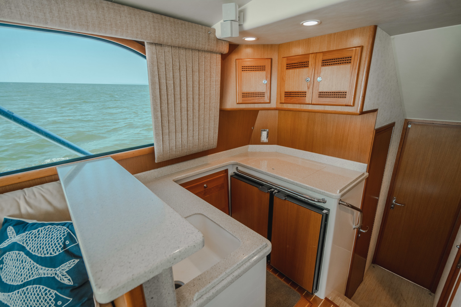 Cabo-40 Convertible 2006-Manana St. Petersburg-Florida-United States-40 Cabo Convertible Galley-1519007 | Thumbnail