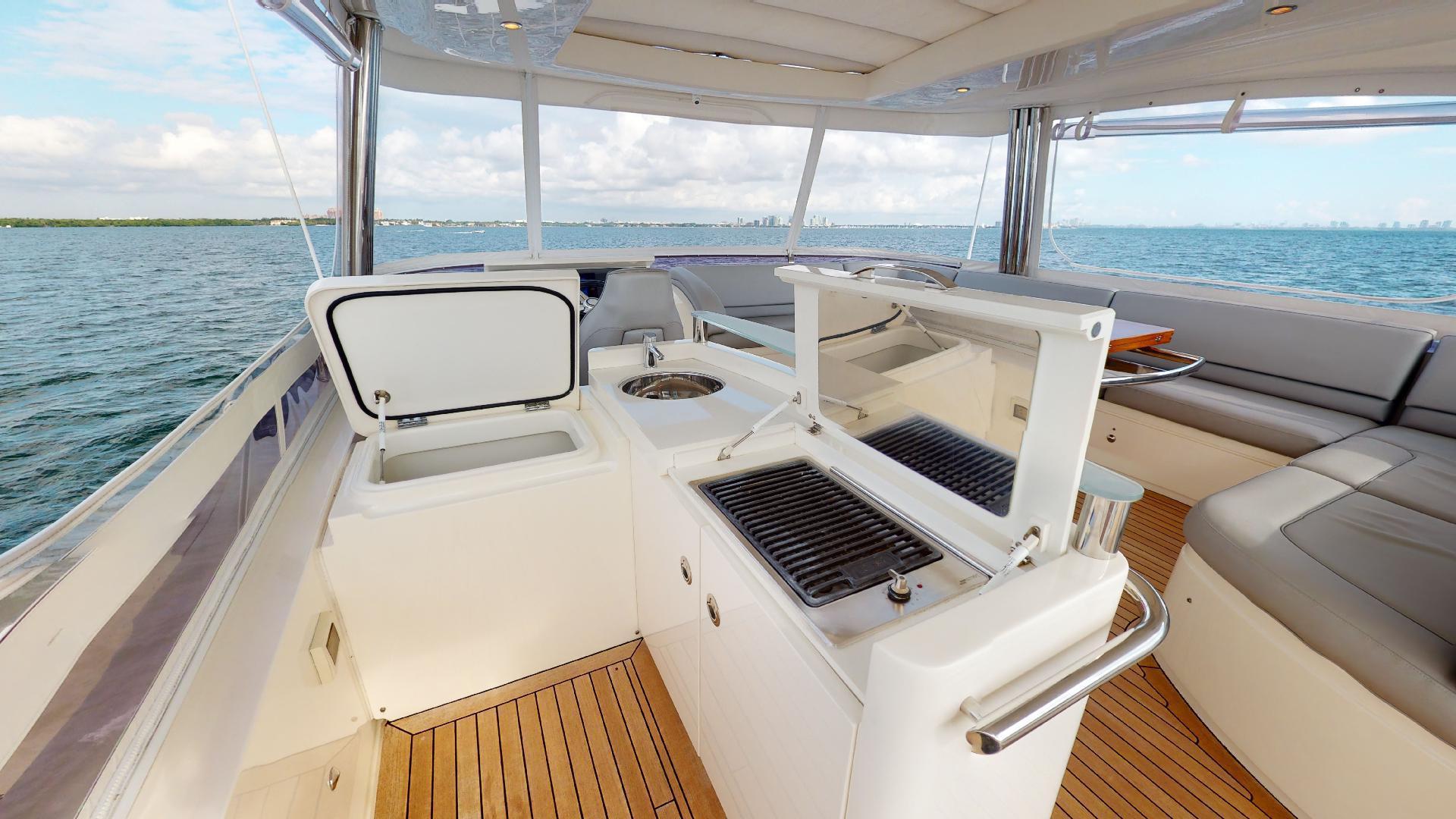 Princess-Flybridge 2014-GAVIOTA Coral Gables-Florida-United States-BRIDGE GRILL-1519591   Thumbnail
