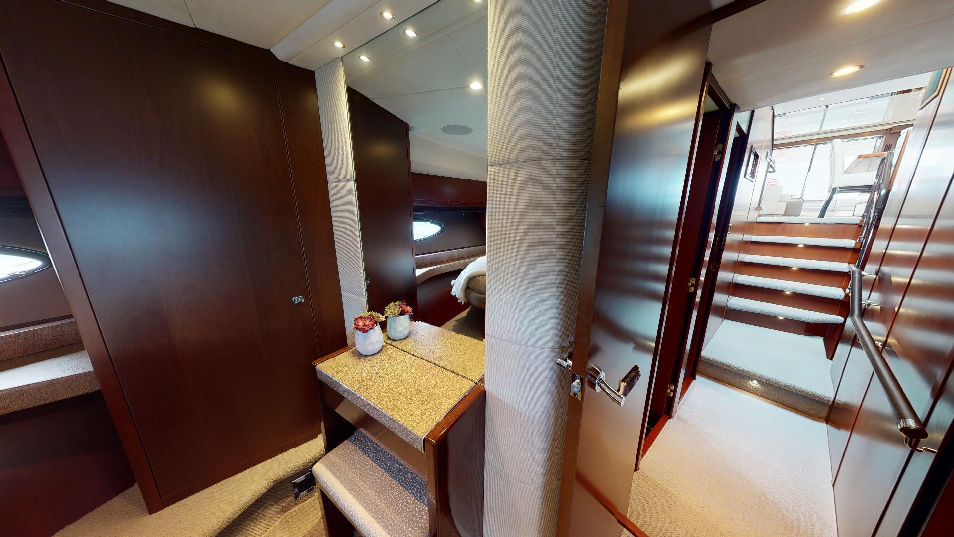 Princess-Flybridge 2014-GAVIOTA Coral Gables-Florida-United States-HALLWAY-1519412   Thumbnail