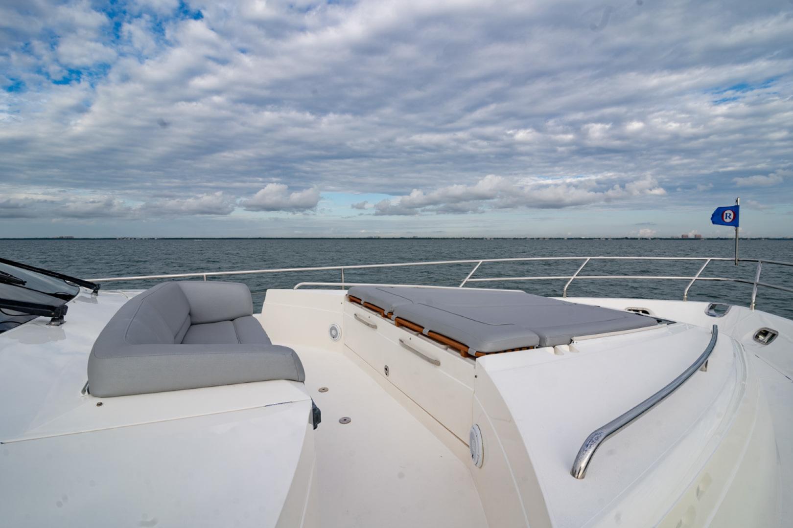 Princess-Flybridge 2014-GAVIOTA Coral Gables-Florida-United States-BOW-1519612   Thumbnail