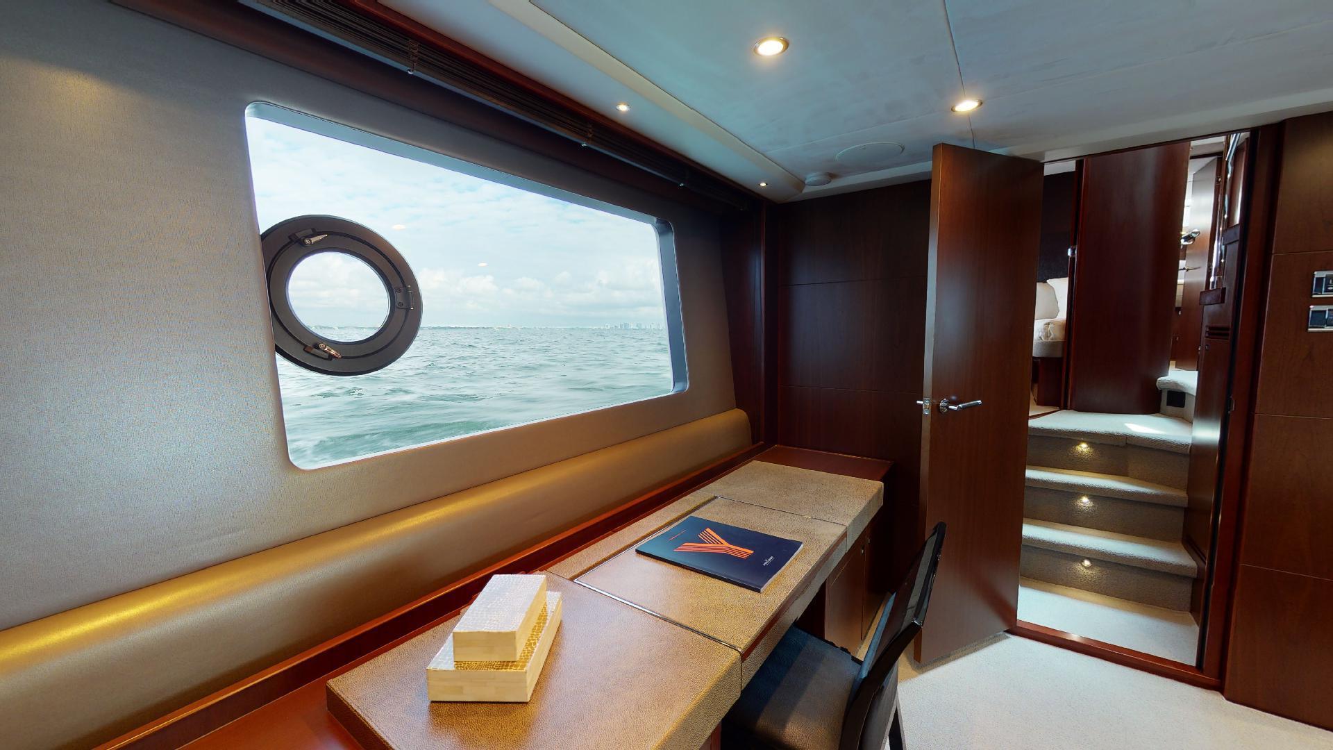Princess-Flybridge 2014-GAVIOTA Coral Gables-Florida-United States-MASTER STATEROOM-1519373   Thumbnail