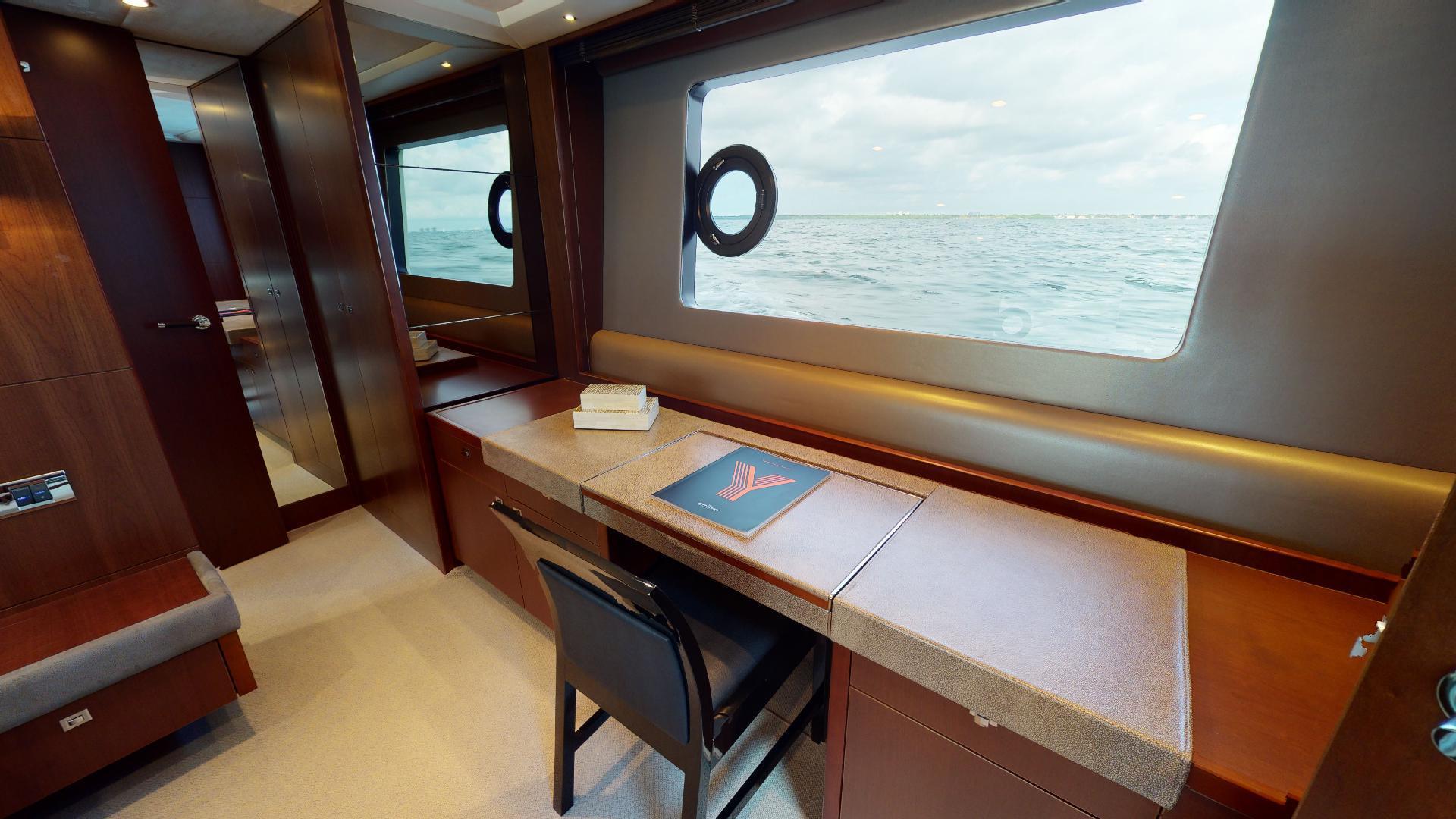 Princess-Flybridge 2014-GAVIOTA Coral Gables-Florida-United States-MASTER STATEROOM-1519375   Thumbnail