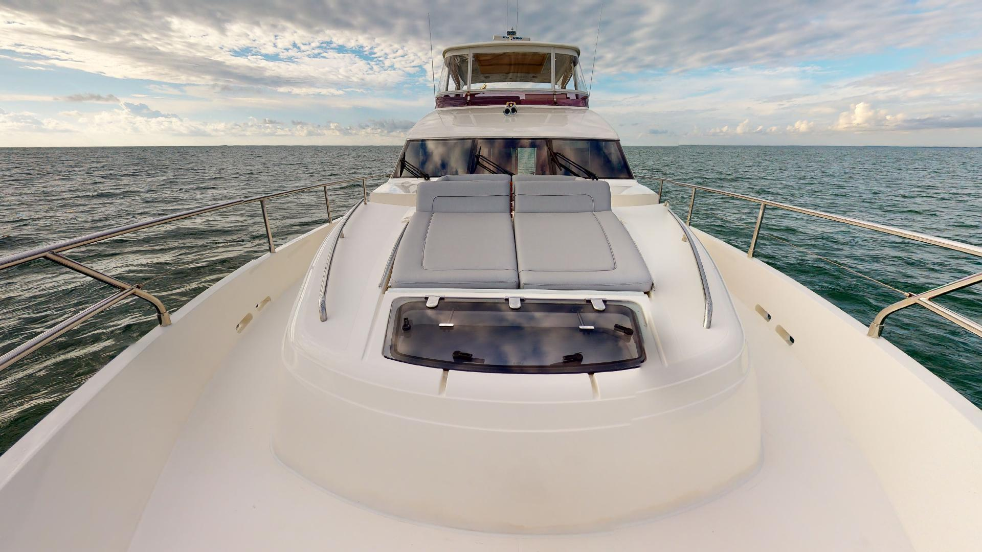 Princess-Flybridge 2014-GAVIOTA Coral Gables-Florida-United States-BOW-1519615   Thumbnail