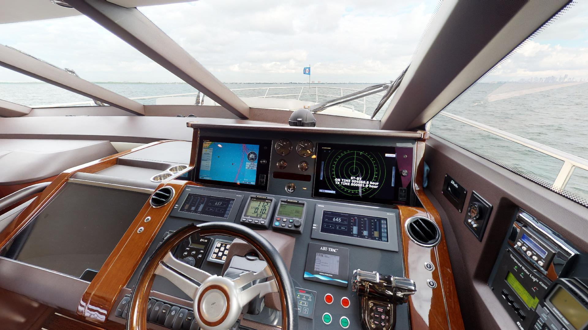Princess-Flybridge 2014-GAVIOTA Coral Gables-Florida-United States-HELM-1519619   Thumbnail