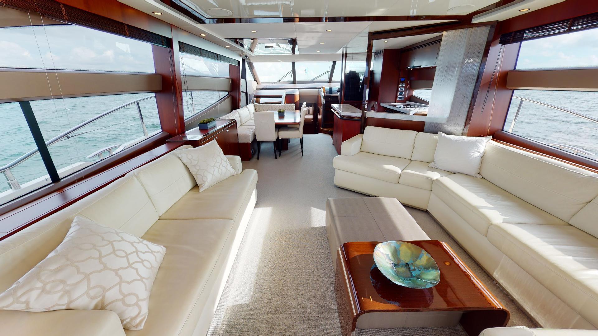 Princess-Flybridge 2014-GAVIOTA Coral Gables-Florida-United States-SALON-1519368   Thumbnail