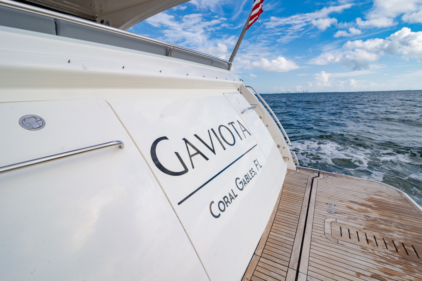 Princess-Flybridge 2014-GAVIOTA Coral Gables-Florida-United States-SWIM PLATFORM-1519625   Thumbnail