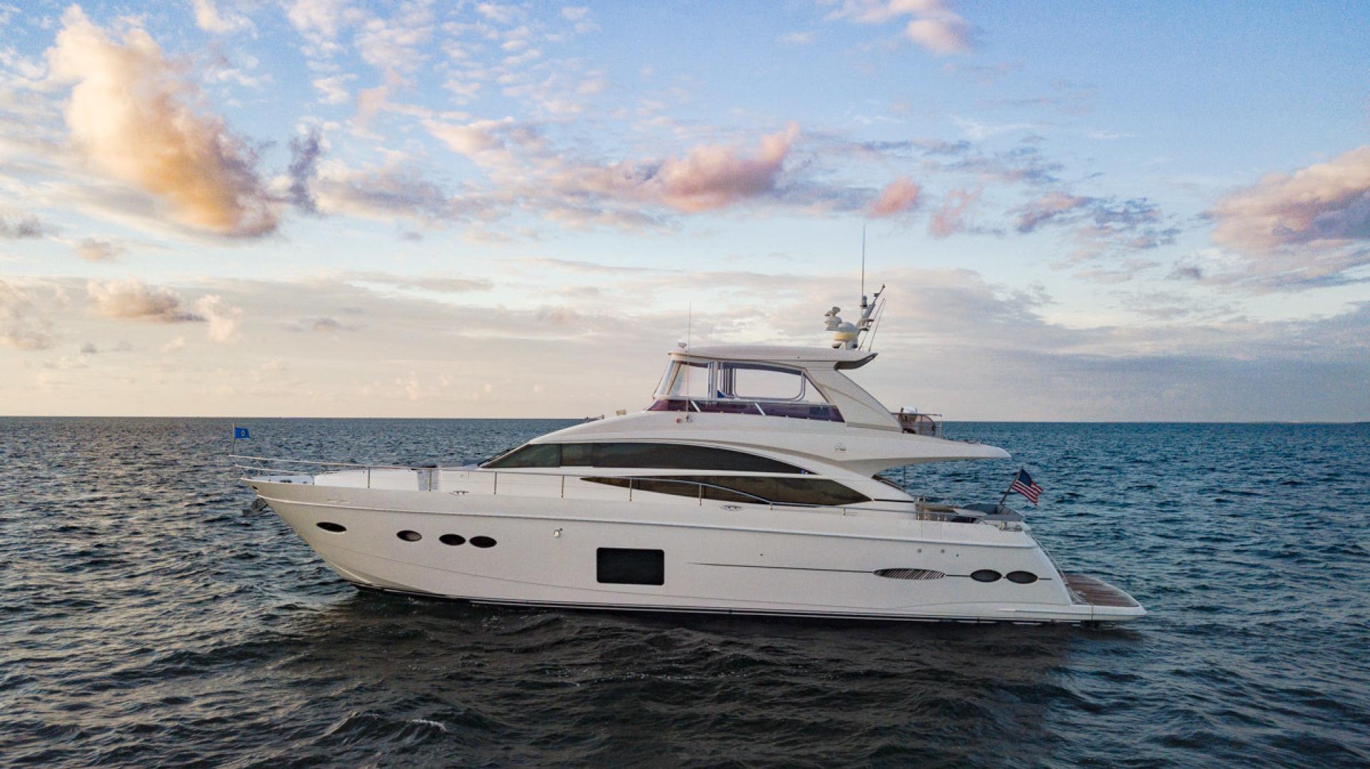 Princess-Flybridge 2014-GAVIOTA Coral Gables-Florida-United States-PROFILE-1519355   Thumbnail